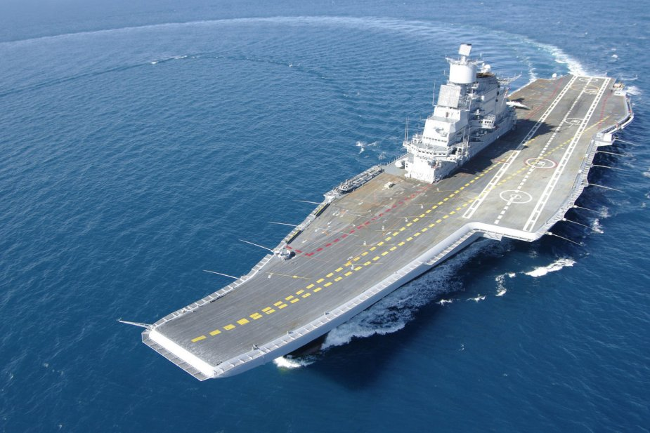 INS Vikramaditya Aircraft Carrier Navy India Technical Data 925 004