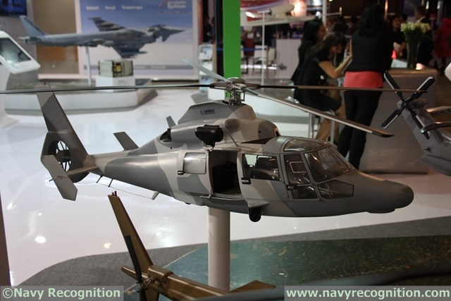Airbus Helicopters announced during Indodefence 2014 that the mission capabilities and cost effectiveness of its AS565 MBe Panther has been further validated by Indonesia's order for 11 rotorcraft to be used in naval anti-submarine warfare (ASW) missions.