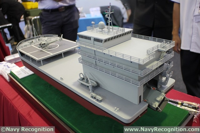 MTC Mobile Offshore Base Station LIMA 2017 2