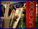 At the Defence Services Asia exhibition (DSA 2016) currently underway in Kuala Lumpur, Malaysia, French company Lacroix is showcasing its SYLENA MK2 decoy launcher. It is a multiple decoy launcher design to deploy three types of ammunitions: SEALEM, SEALIR and CANTO.
