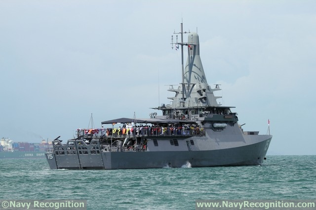 Littoral Mission Vessel RSS Independence - RSN