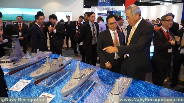 Pictures: Day 1 at IMDEX Asia 2017
