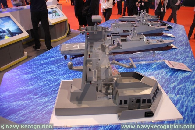 IMDEX Asia 2017: ST Marine Rolls Out its Integrated Modular Mast
