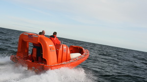 Norsafe rescue boats