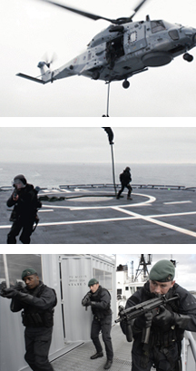 SeaOwl Commando Training Missions