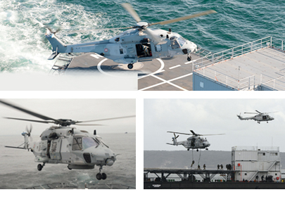 SeaOwl Helicopter Qualification Campaigns
