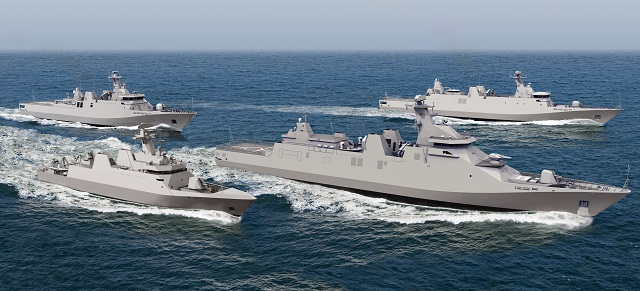 Following the successful delivery of a number of SIGMA (Ship Integrated Geometrical Modularity Approach) corvette/frigates to the navies of Indonesia and Morocco, Damen is introducing a new Compact SIGMA line.