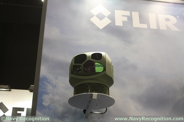 FLIR, is participating at the 13th BALT-MILITARY-EXPO Baltic Military Fair, at the AMBEREXPO Exhibition & Convention Centre, from June 24 to 26 , 2014, in Gdansk, Poland. On its booth, FLIR is exhibiting some of its latest products including the Star SAFIRE 380-HDc for helicopters and the SeaFLIR 280-HD for surface platforms.