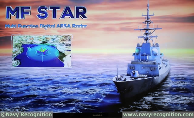 At the 14th Baltic Military Fair BALT-MILITARY-EXPO 2016 held this week in Gdansk, Poland, Israeli company IAI Elta was showcasing (via a video) several frigates designs fitted with the MF-STAR multifunctional Active Electronically Scanned Array (AESA) naval radar for long-range air and surface surveillance and tracking. These designs are contenders in the Canadian Surface Combatant (CSC) program and IAI just joined forces with Rheinmetall Canada to propose the MF-STAR to the Canadian Navy future surface combatant.