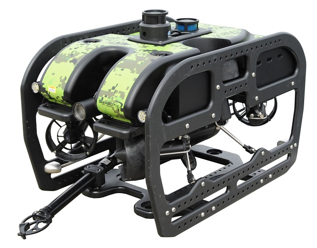 The vLBV® is a revolutionary 1-2 person portable MiniROV system and the world's first truly vectored MiniROV offering compact size with big ROV performance.