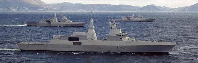 On March 26 2012, Algeria's ministry of defence ordered two Meko A200 frigates from ThyssenKrupp Marine Systems (TKMS). The German shipyard will supply two Meko frigates to Algeria including helicopters. The contract includes the construction of a dockyard in Algeria for the local assembly of two more frigates.