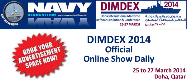 DIMDEX 2014 Doha International Maritime Defence Exhibition & Conference