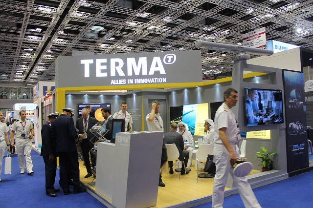 Dimdex, 27 March 2014 - Aerospace, Defense & Security equipment provider Terma A/S delivered the first Surface Movement Radar (SMR) to Abu Dhabi Airport in 2003 and since then several systems followed. Also in 2003 three SMR of the SCANTER 2001 type was delivered to Dubai Airport. In 2008 the second system was fielded in Abu Dhabi Airport.