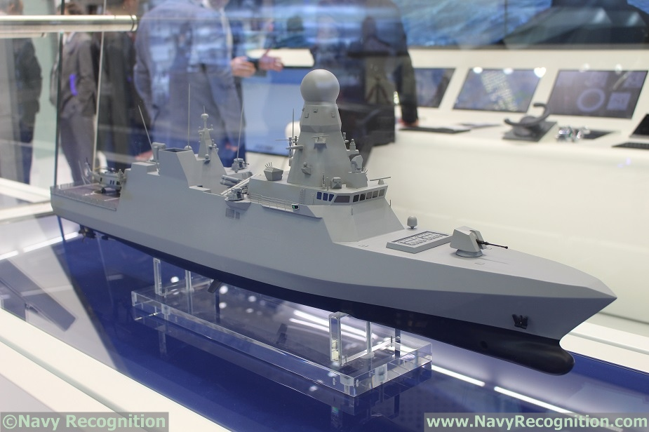 DIMDEX 2018 Fincantieri Unveils Qatari Navy Air Defense Corvette Design 2