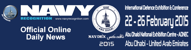 The organizers of IDEX & NAVDEX have selected Navy Recognition as Official Online Daily News for NAVDEX 2015. NAVDEX 2015 will be held from 22 to 26 February 2015 on the dock edge at the ADNEC Marina outise of the IDEX exhibition in Abu Dhabi, United Arab Emirates