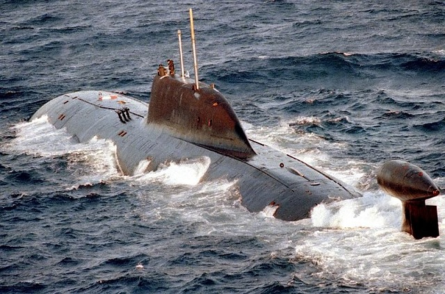 "The upgrade of the Project 971 Bars-class (NATO reporting name: Akula-class) nuclear-powered attack submarines will afford them missiles of the Kalibr (SS-N-27 Sizzler) system, Viktor Kochemazov, chief, Training Department, Russian Navy, told the RSN radio channel in an interview on Monday. ""Now, the upgrade of the Project 971 submarines provides for equipping them with the missile system,"" he said."