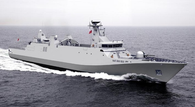 The 98 meters long SIGMA class frigate, the second frigate built by Damen Schelde Naval Shipbuilding for the Royal Moroccan Navy, completed her Sea Acceptance Trials successfully.