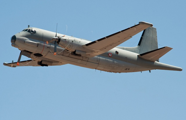 Since July 27, 2011, French Navy Atlantique 2 joined the air detachment of Suda (Crete) as part of Operation Harmattan. Usually deployed for anti-submarine warfare and anti-ship missions, the maritime patrol aircraft proves to be a valuable asset by conducting reconnaissance missions over the Libyan territory.