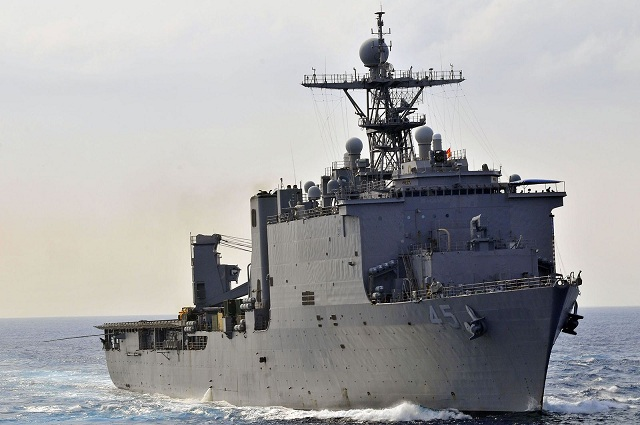 General Dynamics NASSCO has been awarded a $104 million contract modification from the U.S. Navy to renovate and modernize the dock landing ship USS Comstock (LSD 45). General Dynamics NASSCO is a business unit of General Dynamics.