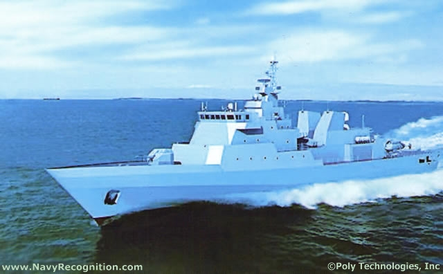 New Chinese made OPV of unknown type