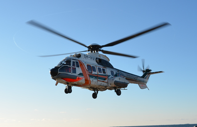 The Finnish Border Guard is to expand its Eurocopter fleet with the acquisition of two additional AS332 L1 Super Puma helicopters fully equipped for maritime search and rescue missions in the country's challenging conditions.