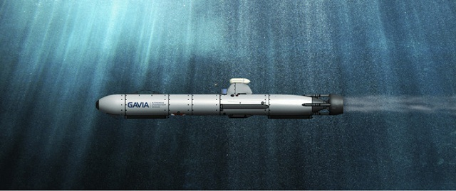 The Russian Navy is buying eight AUVs from Teledyne Gavia for a total of €19 millions. Three of the autonomous underwater vehicles will be delivered this. The remaining five will be delivered in 2013 and 2014 according to russian paper Nezavisimaya Gazeta reports.