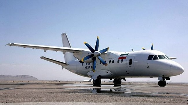 "Iranian aircraft manufacturing company HESA in Isfahan has unveiled the first unit of a basic Maritime Patrol Aircraft named ""Oghab"". The new MPA is based on the locally produced IrAn-140 which is a licensed version of the Antonov An-140."