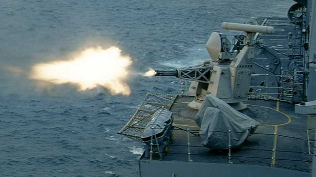 The Netherland's Ministry of Defence and Thales Nederland have signed an agreement for the update of 16 Goalkeeper Close-In Weapon Systems that are operational in the Royal Netherlands Navy.