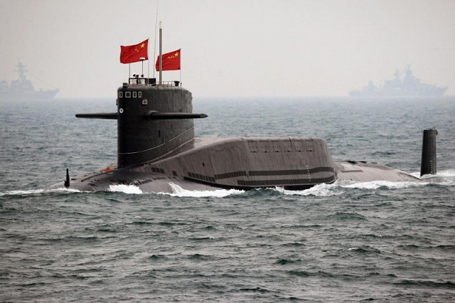 China's navy new Type 096 nuclear-powered ballistic missile submarine (SSBN) will likely begin its first sea patrol next year according to U.S. defense officials. These patrols will also include the new JL-2 submarine-launched ballistic missiles (SLBMs).