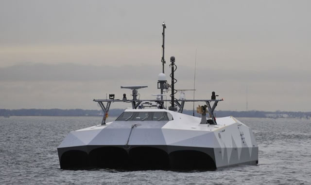 The Stiletto Maritime Demonstration Program partnered with the United Kingdom's Defense Science and Technology Laboratory (DSTL) for an unmanned aerial systems capability demonstration, June 10-20, off the Maryland coast near Naval Air Station Patuxent River in Patuxent River, Md.