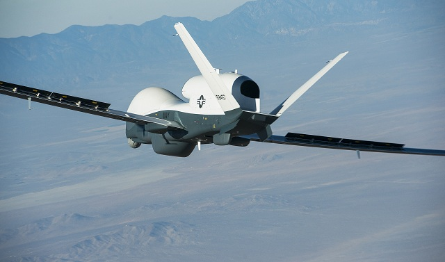 The US Navy's newest unmanned Intelligence, Surveillance and Reconnaissance (ISR) aircraft platform, the MQ-4C Triton Unmanned Aircraft System (UAS), completed its first flight from Palmdale, Calif. May 22, marking the start of tests which will validate the Northrop Grumman-built system for future fleet operations.