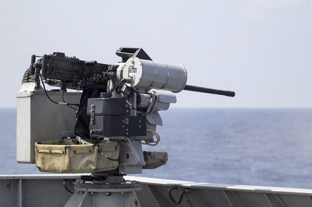 Kongsberg Defence & Aerospace (KONGSBERG) has signed a contract for the delivery of Sea PROTECTOR Remote Weapon Stations (RWS) for the Royal Norwegian Navy (RNoN) combat vessels. The contract is entered between the Norwegian Defence Logistics Organization (NDLO) and KONGSBERG, represented by the Naval Systems & Surveillance Division.