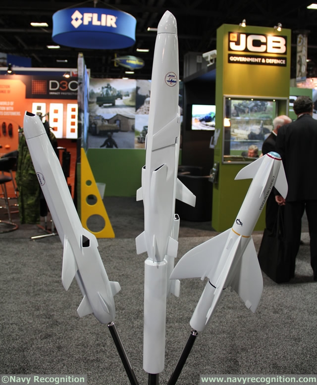 AUSA 2014 (Association of the US Army) may be an army event (which our affiliate website Army Recognition was covering) an eminently naval product was showcased, from our knowledge for the first time, at the Kongsberg booth: A vertical launch version of the Norwegian company's anti-ship missile.
