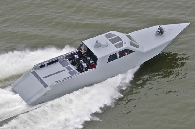 One year from now, the United States Special Operations Command (USSOCOM) will commission its first Combatant Craft Medium Mark 1 (or CCM Mk1): A new generation of special warfare craft that is set to replace the ageing fleet of Special Operation Command's Mark V boats as well as RHIBs for select missions. Navy Recognition contacted the USSOCOM to learn more about the CCM Mk1, the US Special Forces craft of the 21st century.