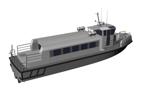 The French Procurement Agency (DGA) announced it awarded a contract to french company SOCARENAM on December 10th for 20 transport boats (VLI - Vedettes de Liaison). These boats will primarily conduct liaison duties: Transportation of Navy personnel inside naval bases and harbors.
