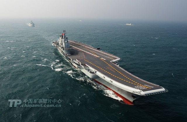 China's first aircraft carrier, the Liaoning, returned to Dalian Shipyard dock to undergo its first interim service on April, 17, 2014. Experts predicted that the service will last for six months; comprehensive overhaul and maintenance will be conducted on the power, weapons, and other systems. Complex weapon systems require regular maintenance, and aircraft personnel also need to be trained and rest to maintain combat effectiveness.