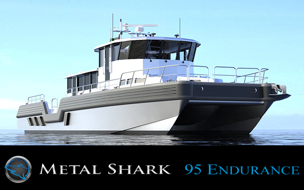 Louisiana-based boat manufacturer Metal Shark Aluminum Boats is significantly expanding its operations and has acquired a large waterfront parcel to accommodate the production of larger vessels, the company announced today.