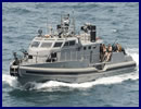 It's small, fast, heavily armed, networked and one of a kind. But the new Coastal Command Boat just starting to operate in this region is giving sailors in the Persian Gulf a taste of the swift and bad-ass boats coming to the brown-water Navy.