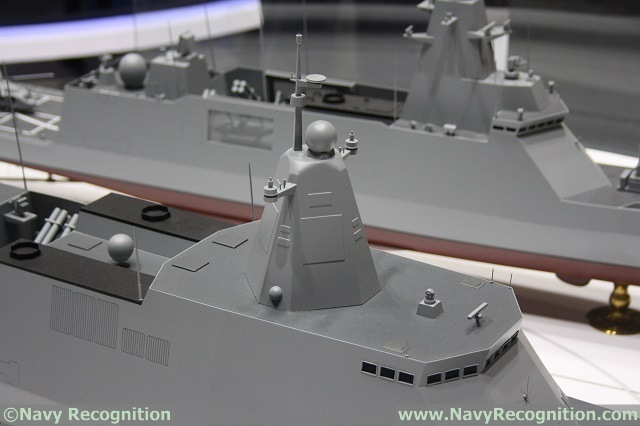 Daewoo Shipbuilding & Marine Engineering (DSME) is showcasing its KDDX Destroyer project for the first time outside South Korea At Indo Defence 2014, the international defence exhibition currently held in Jakarta. Navy Recognition gathered the latest details on the future Republic of Korea Navy (ROK Navy) Destroyer.