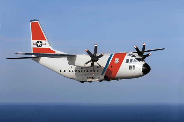 The first C-27J to complete the Coast Guard's regeneration process arrived at the HC-27J Asset Project Office in Elizabeth City, North Carolina, Nov. 13, where it will be used to train and qualify Coast Guard aircrew and maintenance personnel, as well as develop flight and maintenance procedures for Coast Guard-specific mission profiles. Ultimately the aircraft will receive the equipment and systems needed to perform the full spectrum of Coast Guard missions.
