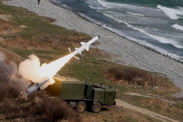 The defense minister said earlier that Russia would deploy Bal and Bastion coastal defense missile systems and new-generation Eleron-3 unmanned aerial vehicles (UAVs) on the Kuril Islands in 2016.