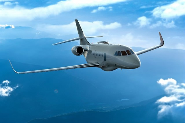 The Japan Coast Guard (JCG) has selected the Falcon 2000 Maritime Surveillance Aircraft (MSA) proposed by Dassault Aviation to enhance its operational fleet. The Falcon 2000 MSA, based on a Falcon 2000 LXS (range 4000 NM), is designed for a broad range of missions including maritime surveillance, piracy control, drug interdiction, fishery patrol, law enforcement, search and rescue, intelligence and reconnaissance. It offers the best combination of size, payload, speed, range and acquisition and operating costs on the market.
