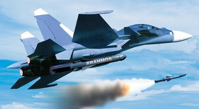 "The test trials of the air-launched variant of the BrahMos anti-ship cruise missile are due to begin in March 2016, Sudhir Kumar Mishra, director-general of the BrahMos Aerospace Company, told TASS at the MAKS-2015 Air Show. ""We have modified a Su-30MKI fighter jet for the installation of a BrahMos cruise missile. The launching pad, which is currently undergoing qualification tests, has also been modified,"" Mishra said."