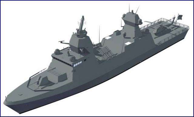 Israeli web portal Walla! recently published an interview with the head of the Israeli Navy's equipment division, Moshe Zana, who provided some details on the SAAR 6 vessel project ordered from Germany.