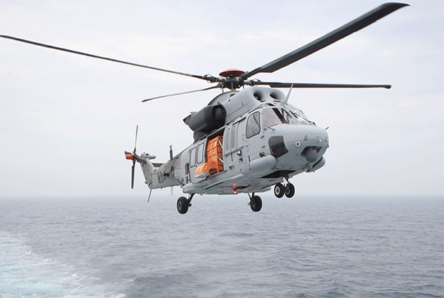 KAI, or Korea Aerospace Industries, Inc. announced today it has completed the development of the amphibious variant of its Surion transport helicopter, which will help enhance the range of operation and mobility for the ROK Marine Corps, specifically from ROK Navy Dokdo class LPH.