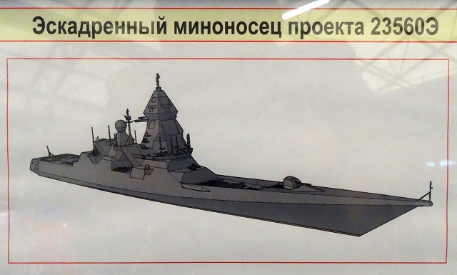 Following modernization, the Severnaya Verf Joint-Stock Company /Northern Shipyard, incorporated by the United Shipbuilding Corporation, USC/ will be able to build advanced Project 23560 /codename Leader/ destroyers and, if some conditions are met, even an aircraft carrier for the Russian Navy, USC President Aleksei Rkhmanov said at the opening ceremony of the facility reconstruction.