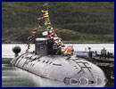 The Project 945A B-336 Sierra II class nuclear-powered attack submarine (SSN) Pskov armed with missiles and torpedoes has undergone repairs at the Nerpa Shipyard and returned to the Northern Fleet, the fleet's press office said on Monday. The Nerpa Shipyard is a subsidiary of the Zvyozdochka Shipyard.