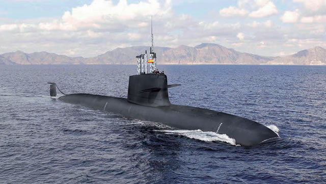 An expert panel of the Spanish Ministry of Defense has approved the Critical Design Review (CDR) of S-80 class diesel-electric submarines (SSK) being built by Navantia shipyard in Cartagena. This is a major step for the future of the program since the submarine re-design is now validated and frozen and the programme can transition back to production.