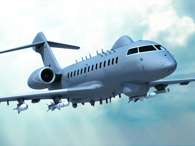 Israel Aerospace Industries (IAI) introduces the new generation ELI-3360 Maritime Patrol Aircraft (MPA) based on a modified Bombardier Global 5000 business-jetplatform. Designed by IAI's ELTA Group to provide maritime domain situational awareness and maritime superiority, the new MPA provides the most sophisticated surveillance, reconnaissance and armament systems to be installed on a business-jet to date.