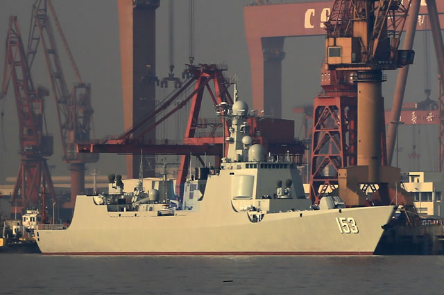 "According to the official People's Liberation Army Navy (PLAN) newspaper ""People's Navy Daily"", the sixth Type 052C Destroyer (NATO designation Luyang II class) named Xi'an was commissioned into the PLAN on February 9. Xi'an with hull number 153 is the last Type 052C Destroyer of the series. From now on, the PLAN will commission improved and more powerful destroyers such as the Type 052D and the future Type 055."